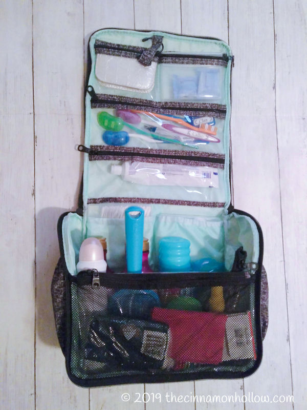 Road Trip Toiletries - Toiletry Bag