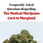 Frequently Asked Questions Regarding The Medical Marijuana Card In Maryland
