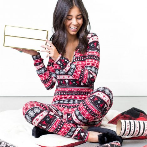 Holiday Onesie Guaranteed By Christmas At Jane