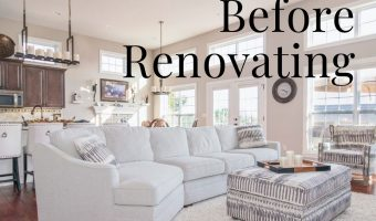 How To Plan Before Renovating
