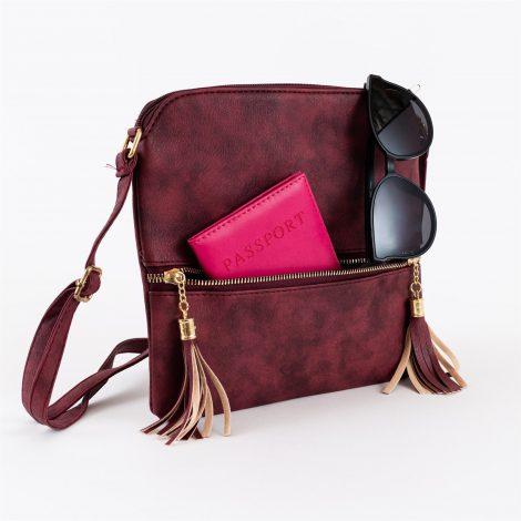 Tassle Crossbody Bag at Jane.com
