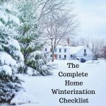 The Complete Home Winterization Checklist
