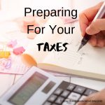 Pay Taxes: Preparing For Your Taxes