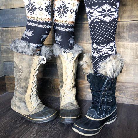 Winter Leggings at Jane.com