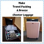 Make Travel Packing A Breeze With The Chester Regula Suitcase