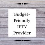 Budget-Friendly IPTV Provider