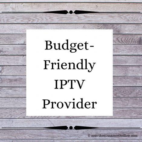 Budget-Friendly IPTV Provider