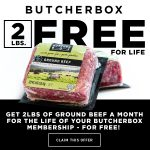 Don't Miss Out On Free Grass-Fed Ground Beef For Life!