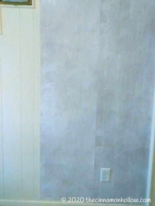 Photowall wallpaper in Gypsum