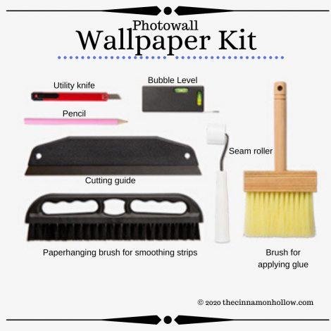 Photowall Wallpaper Kit