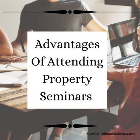 Advantages Of Attending Property Seminars