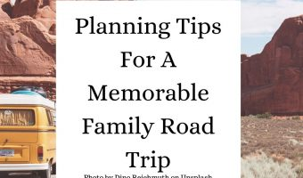Planning Tips For A Family Road Trip