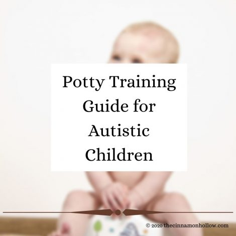 Potty Training Guide for Autistic Children