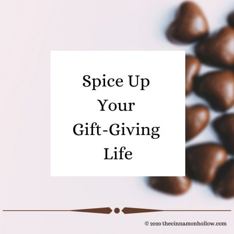 Spice Up Your Gift-Giving