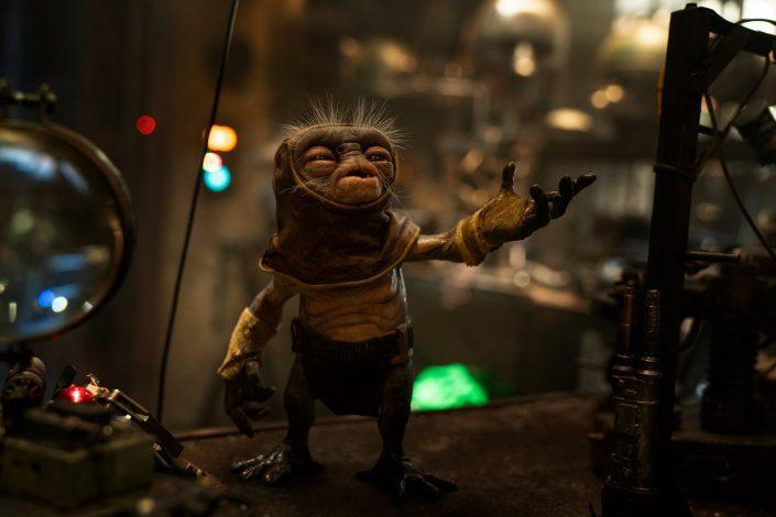 Babu Frik: Star Wars The Rise Of Skywalker