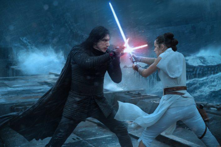 Rey & Ren: Star Wars The Rise Of Skywalker