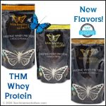 New Trim Healthy Mama Whey Protein Flavors, Lotions And A Sale!