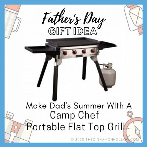 Camp Chef Portable Flat Top Grill