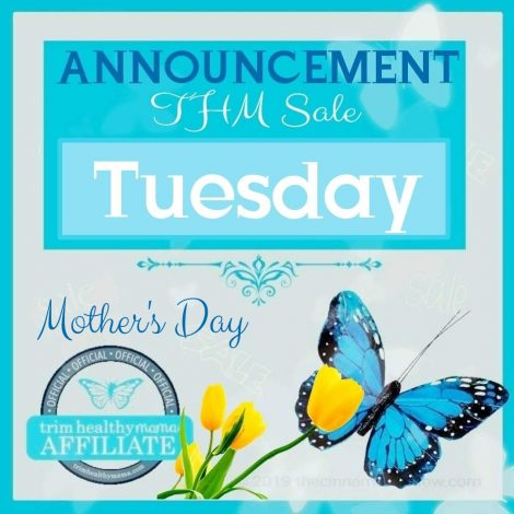 THM Mother's Day sale