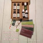 Simply Earth Recipe Box July 2020