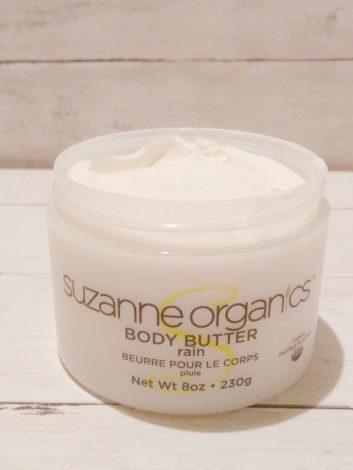 Suzanne Organics Body Butter - Rain Scent