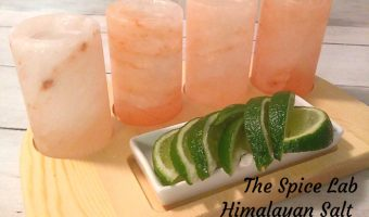 The Spice Lab Himalayan Salt Tequila Shooters Gift Set Featured