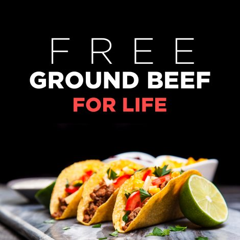 ButcherBox Free Ground Beef For Life