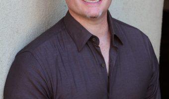 Author And Game Designer Allen Wolf