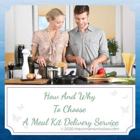 How And Why To Choose Meal Kit Delivery Services