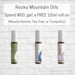 Rocky Mountain Oils Free 10ml Roll-On When You Spend $50+