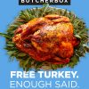 Free Thanksgiving Turkey ButcherBox