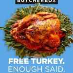 Hurry And Get Your Free Thanksgiving Turkey And Printable Shopping List!