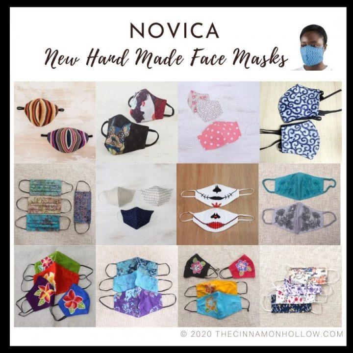 NOVICA Face Masks