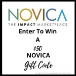 Enter To Win A $50 NOVICA Gift Code And See Their NEW Face Masks!