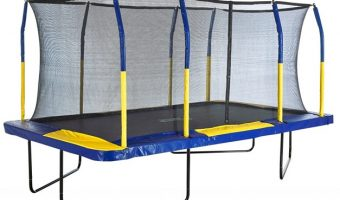 Why Kids and Parents Prefer Rectangular Garden Trampolines
