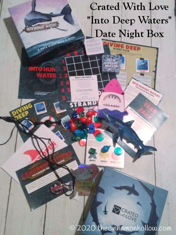 Crated With Love Date Night Subscription Box