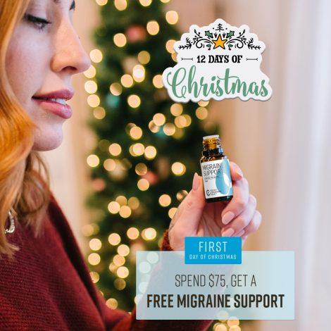 Rocky Mountain Oils 12 Days Of Christmas