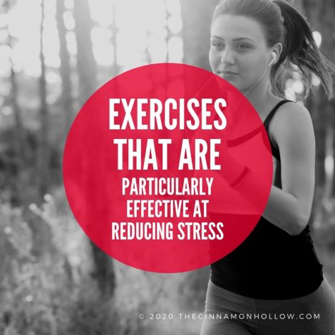 Exercises That Are Particularly Effective At Reducing Stress