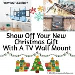 Show Off Your New Christmas Gift With A TV Mount