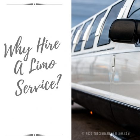 Why Hire A Limo Service?