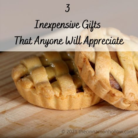 3 Inexpensive Gifts That Anyone Will Appreciate