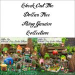 Dollar Tree Fairy Garden Collection