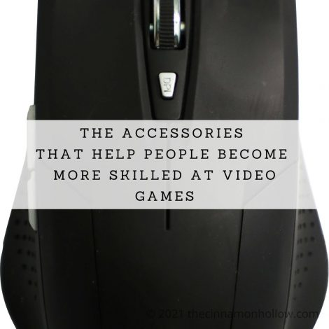 The Accessories That Help People Become More Skilled At Video Games