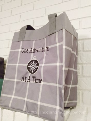 Thirty-One Essentials Storage Tote - Personalized