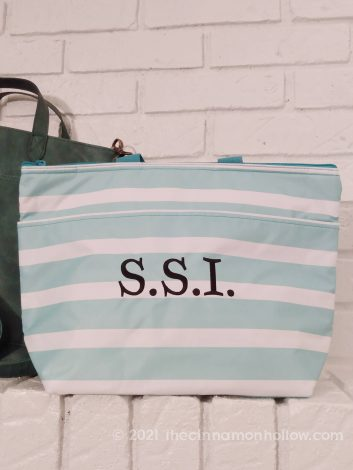 Thirty-One Thermal Tote - Personalized