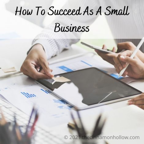 How To Succeed As A Small Business