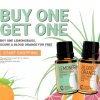 RMO BOGO Lemongrass essential oil and Blood Orange