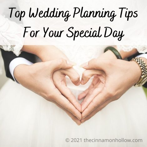 Top Wedding Planning Tips For Your Special Day