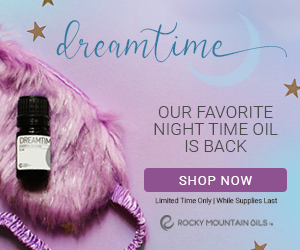 Rocky Mountain Oils Dreamtime Blend