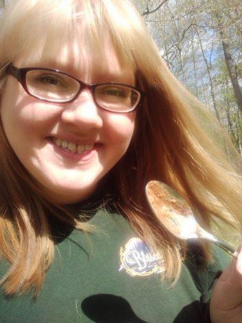 Right On Trek - Peanut Butter Cup Oatmeal